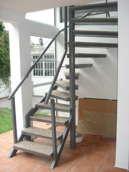 Herreria montana for Fotos de escaleras de herreria